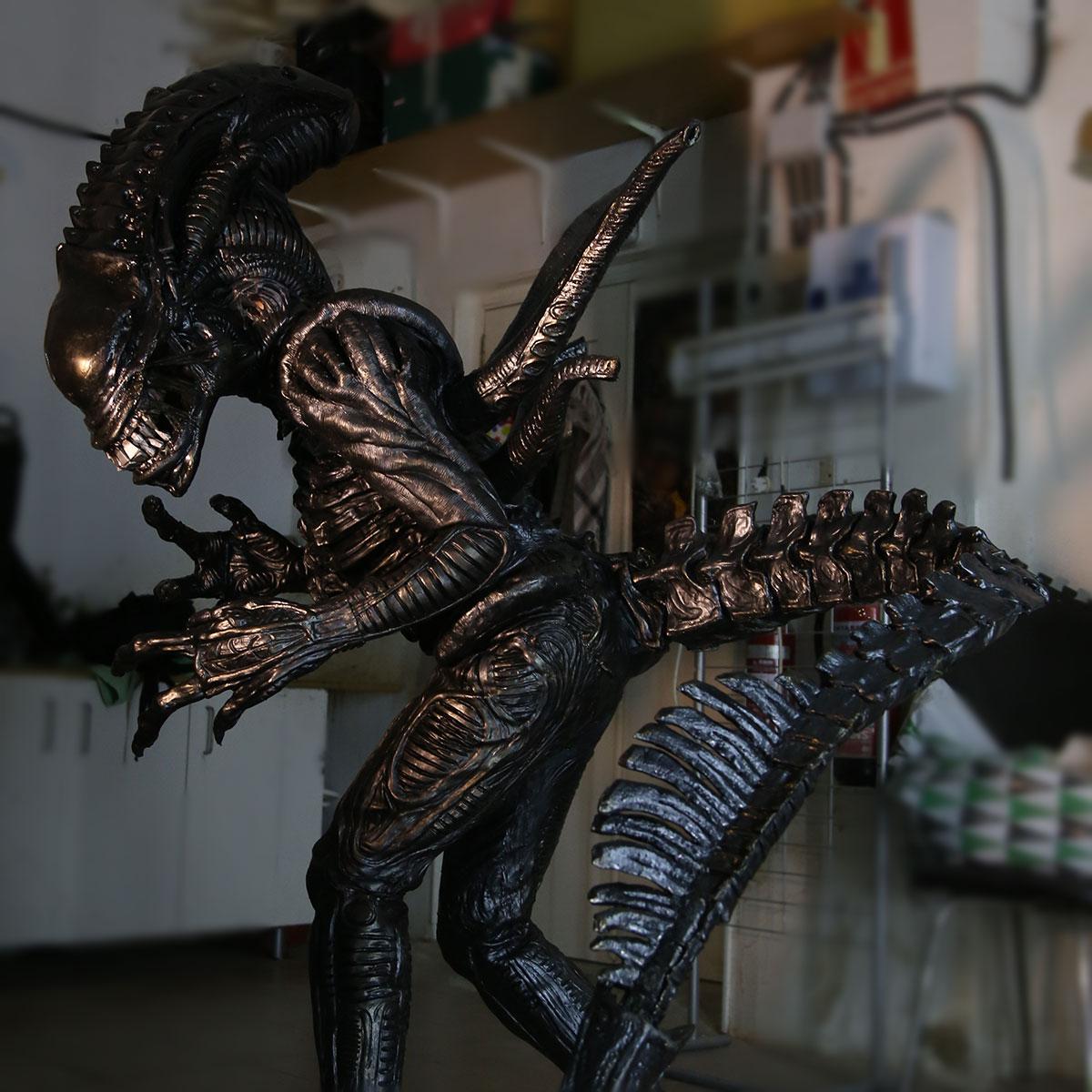 Alien Costume 8