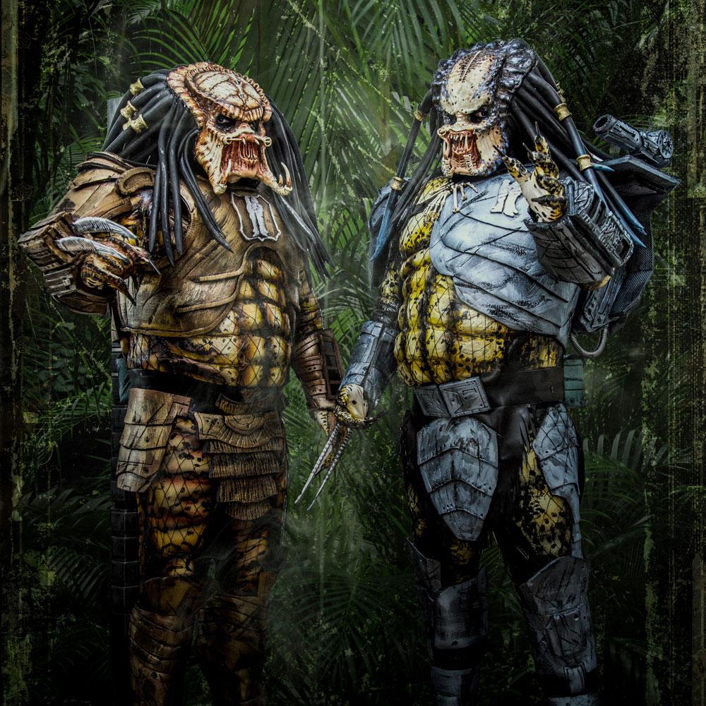 Predator Costume 5