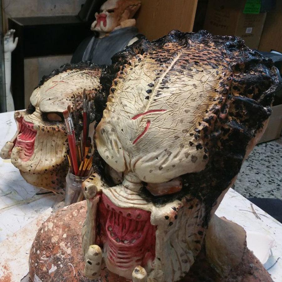 Predator Costume 7