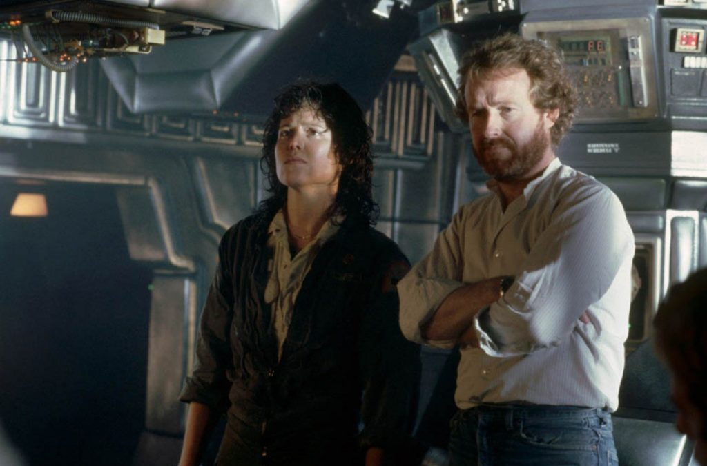 Alien de Ridley Scott 1979