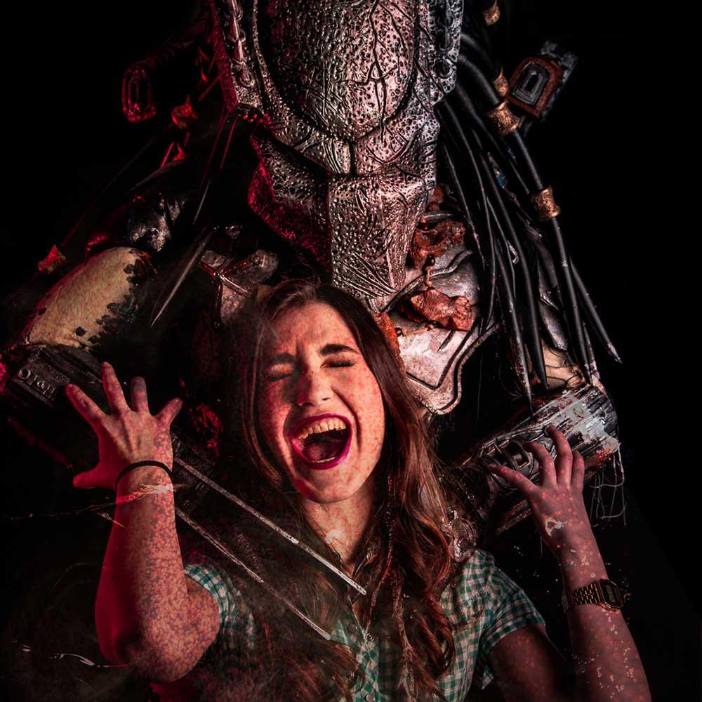Predator Costume 6